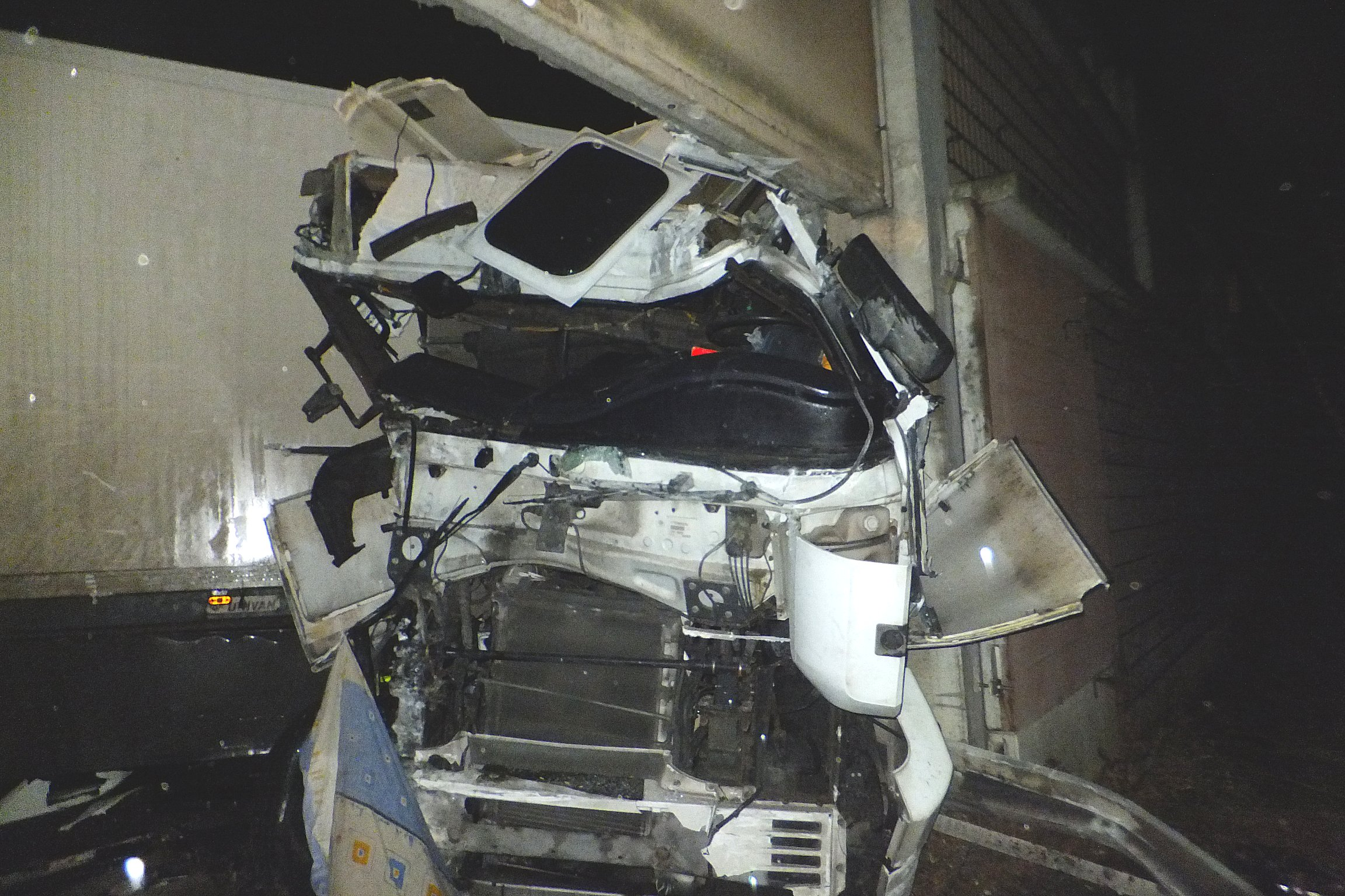 Zwei schwere Verkehrsunfälle auf der BAB 2