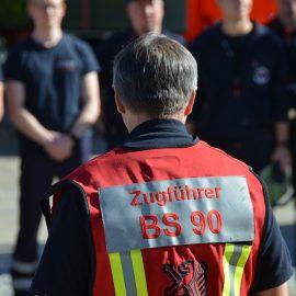 Einsatz 78-2018: Moorbrand in Meppen / Fachzug 90